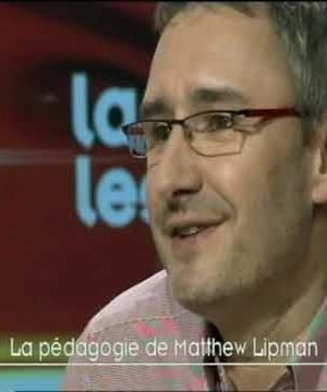 La pédagogie de Matthew Lipman